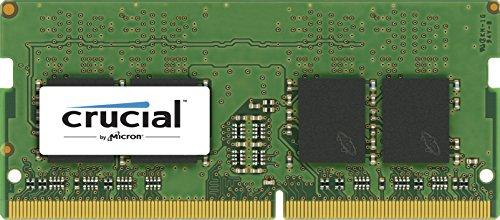 (Amazon) Crucial 8GB SODIMM DDR4-2400 CL17 für 38,39€ oder 32GB Kit für 147,89€