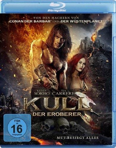 Amazon Prime: Kull der Eroberer Blu-Ray