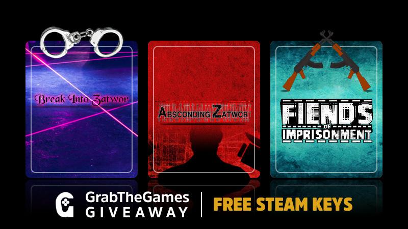Steam  Grab the Game 3 Spiele kostenlos plus 9 Sammelkarten