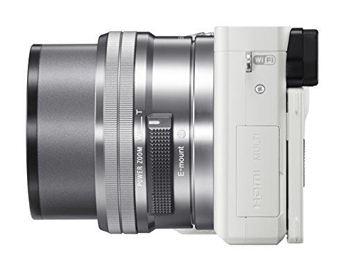 Sony Alpha 6000 Kit 16-50 mm in weiß für 536€ @Amazon Frankreich