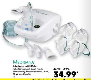 Medisana Inhalator IN 500 @Kaufland