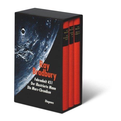 Bücher Space Opera: 3 Bände Ray Bradbury sonst 39 Euro. EINTAUSCHWERT: 10,60 Euro!!! @amazon