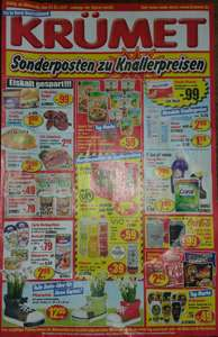 [Krümet] Thunfisch Steaks TK 1,99 €/kg