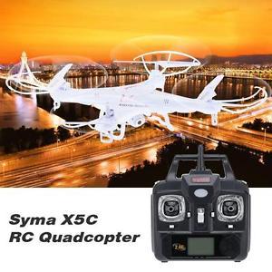 SYMA 5c - Basis Quadcopter / Drohne aus Hamburg - geschickt per Paket (inkl. Cam)