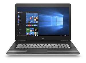 "17"" Notebook mit i7 HQ 7th. gen., GTX1050, SSD&HDD unter 1000,-"