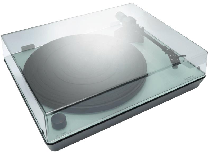 Lenco L-174 MMC Glas Plattenspieler mit USB-Anschluss für 179€ statt 329€