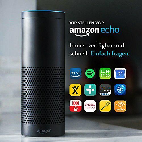 Amazon Echo und Echo Dot für Vorbesteller nun mit 50€ Rabatt erhältlich