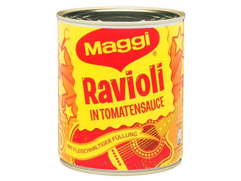 Lidl - Maggi Ravioli in Tomatensauce 30% Rabatt