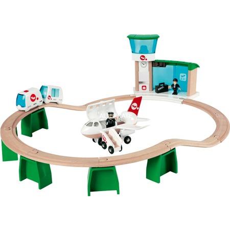 Brio Monorail Flughafen Set (33301) für 27,94 EUR @ZackZack