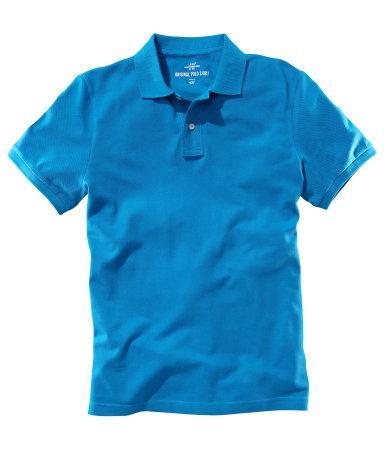 Poloshirts für 4,95€ bei H&M
