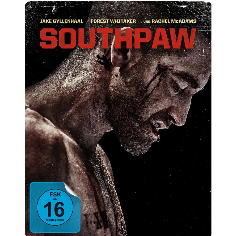 (Müller) Southpaw (Steelbook Edition) - (Blu-ray) für 8,99€