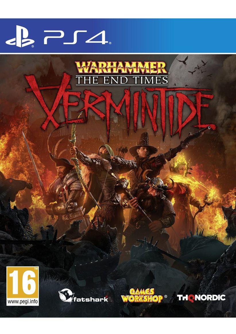 Warhammer: End Times – Vermintide (PS4) für 20,42€ inkl. VSK (Simplygames)
