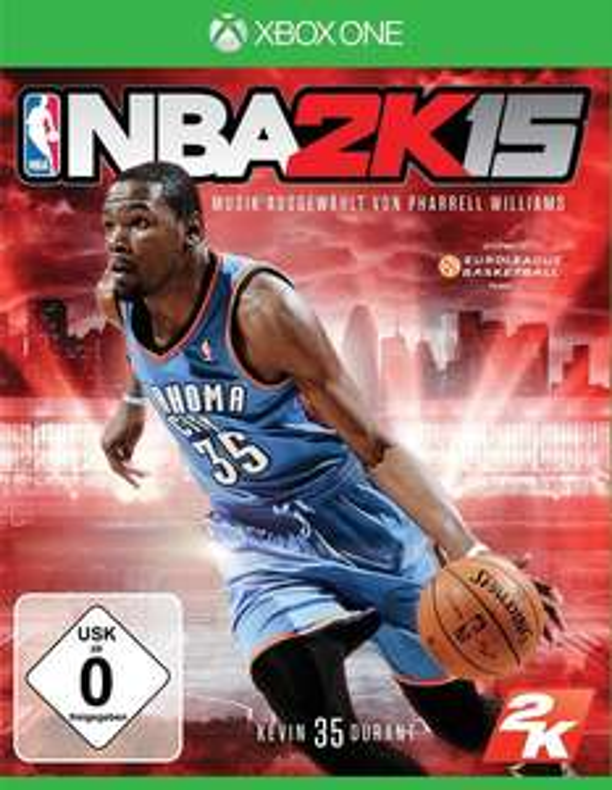 NBA 2K15 oder NBA 2K16 (Xbox One) für je 1,46€ & NBA 2K15 (PS4) für 0,46€, NBA 2K16 für 1,46€ (Gamestop Offline)