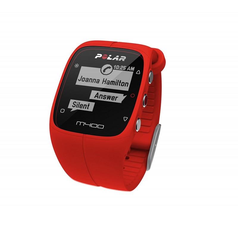 Polar M400 HR red inkl. Brustgurt GPS-Uhr Mydealz-Bestpreis bei Digitalo *UPDATE*