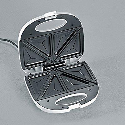 Severin SA 2971 Sandwich-Toaster, weiß [Amazon prime]