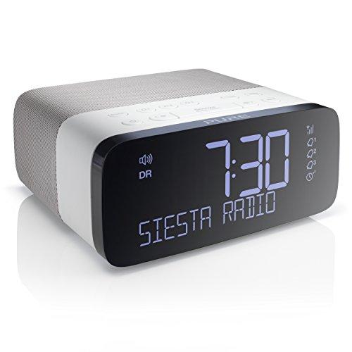 [Amazon.co.uk] Pure Siesta Rise Radio (DAB Digital- und UKW-Radiowecker) für 86,15€ anstatt 128,95€