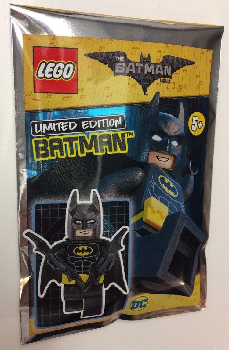 [Offline: Am Kiosk] Lego Batman Minifigur mit Heft für 3,99 EUR