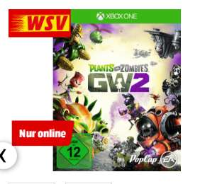 (Mediamarkt WSV) Plants vs. Zombies Garden Warfare 2 [Xbox One]