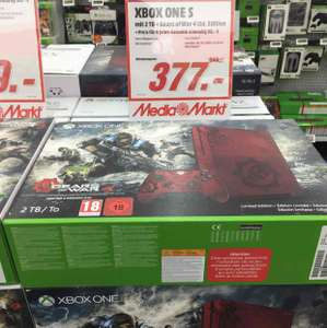 [BERLIN] Xbox One S 2TB GoW4 Limited Edition