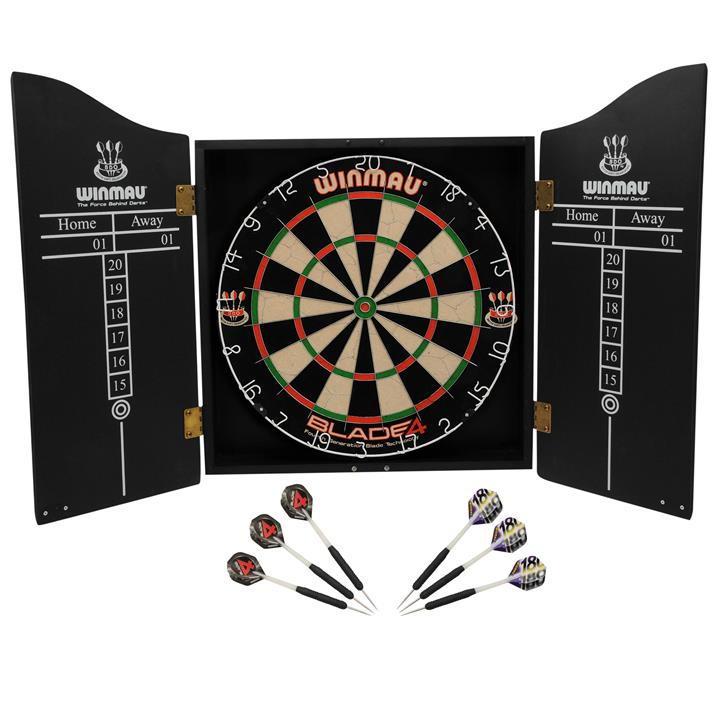 [sportsdirect.com] Winmau Blade 4 Championship Dart Set