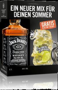 (Lokal?) Handelshof: Jack Daniel´s inkl. Glas mit Deckel für 16.05€