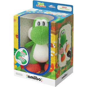 (Media Markt) Amiibo Green Mega Yarn Yoshi für 25€