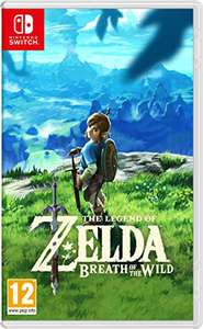 Amazon.fr The Legend of Zelda : Breath of the Wild für Nintendo Switch