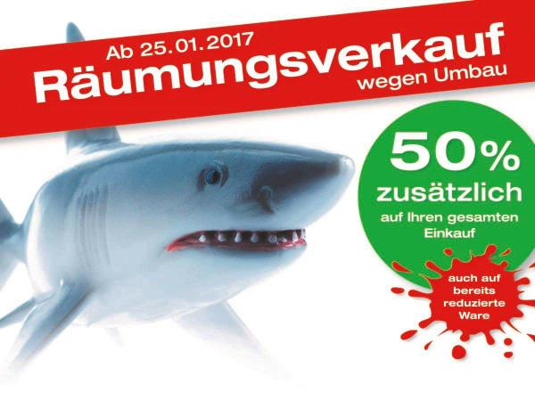 Schuh Mücke Nürnberg-Mögeldorf - 50% auf alles