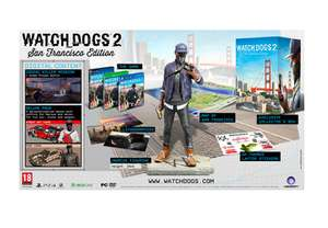 Watch Dogs 2: San Francisco Edition (PC/PS4/Xbox One) für 44,67€ (Shopto)