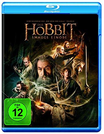 [Amazon/Medimops] Der Hobbit: Smaugs Einöde [Blu-ray] ultraviolett