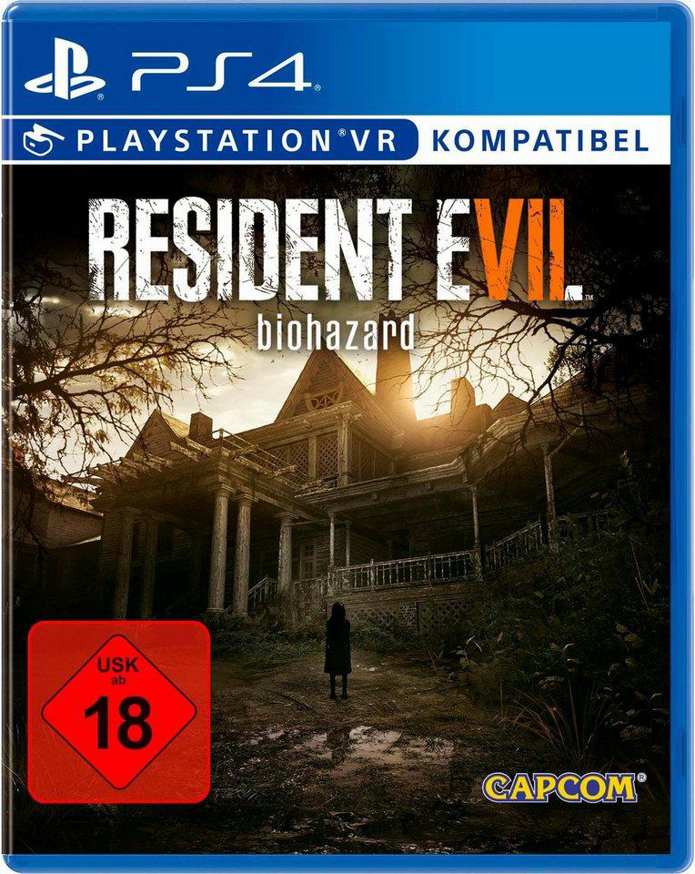 Resident Evil 7 PS4 für 43,99 durch 15€ Neukunden Bonus [Otto.de]