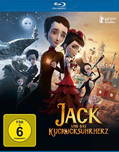 [Amazon.de] Jack und das Kuckucksuhrherz Blu-Ray 4,99 € (für Prime Kunden versandkostenfrei)