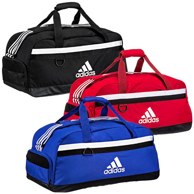 [Kaufland] Adidas Tiro Sporttasche (60x29x29cm) Tiro15 Teambag M