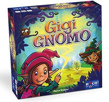 Brettspiel Gigi Gnomo von Huch & Friends für 15€ mit [Amazon Prime]