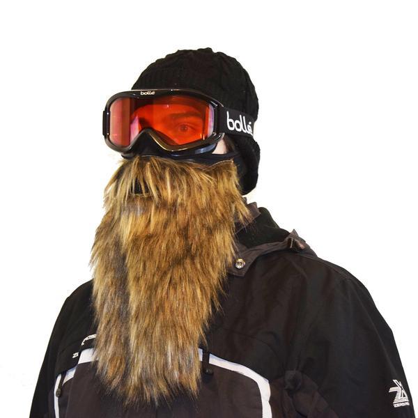 Snowboard Maske (Bart)