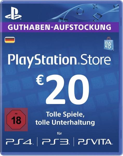 [Stuttgart] 20€ PSN Guthaben für 15€, zb 365 Tage PS+ effektiv 35€ (siehe Beschreibung)