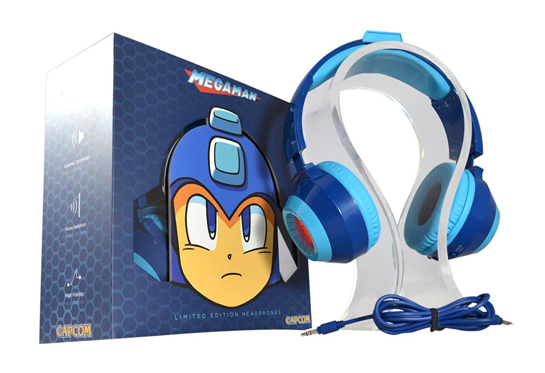 MegaMan Kopfhörer für 43,39€ @ Amazon - auf 20.000 Stück limitierte Kopfhörer