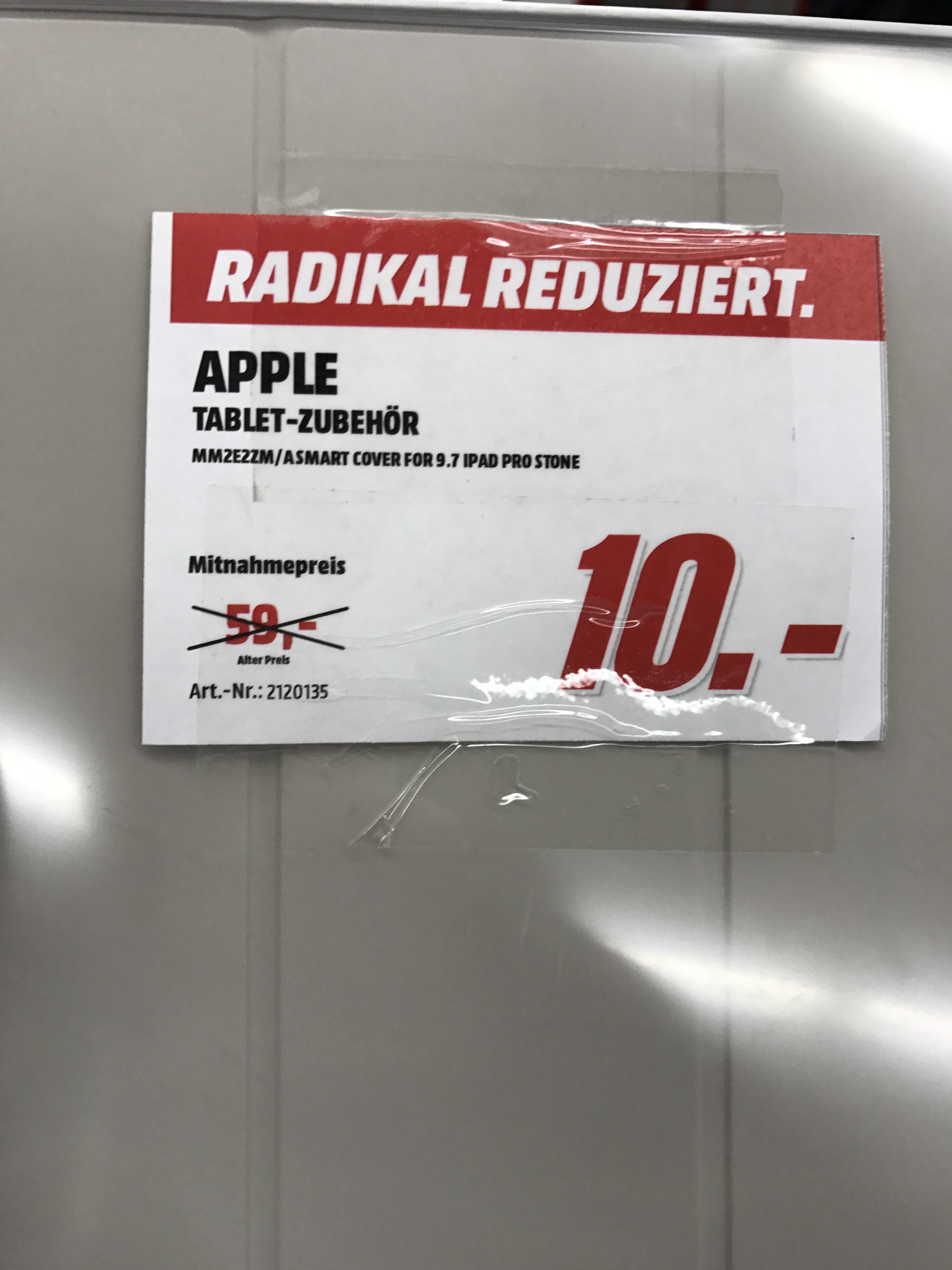 [Lokal MM Würzburg] Diverses Apple Zubehör stark reduziert, z.B. iPad Smart Cover