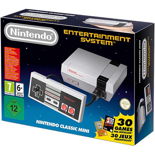 Nintendo Classic Mini Entertainment System (NES) für 57,99€ inkl. Versand