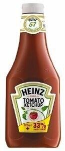 Heinz Tomato Ketchup 32% billiger und zusätzlich 33% mehr Inhalt für nur 1,89€ @Lidl