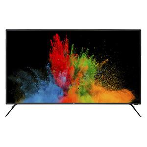 """real: 49 """" 4K UHD SMART Fernseher """"JTC Genesis 4.9DVX5S"""" für 349 € versandkostenfrei"""