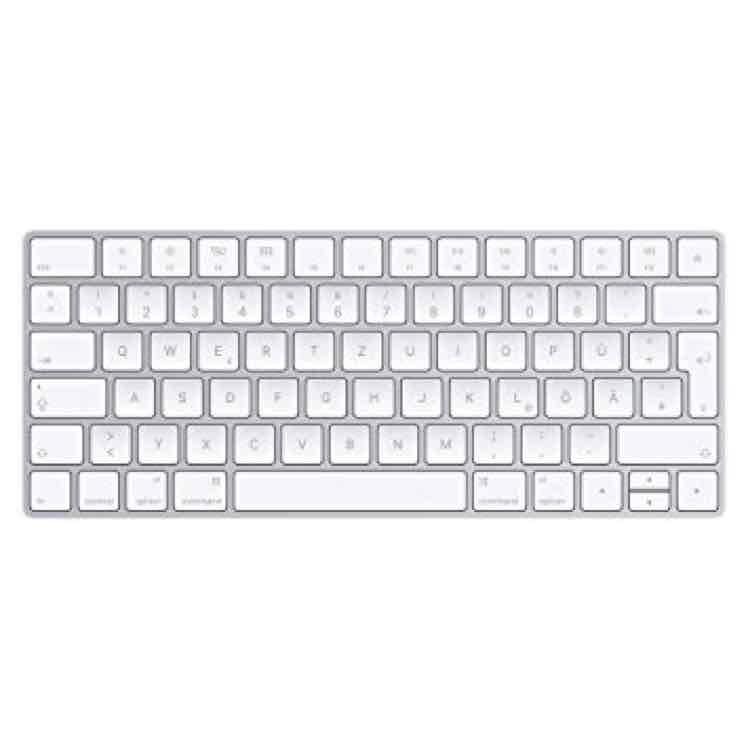 Apple Wireless Keyboard bei Gravis für 47,99€