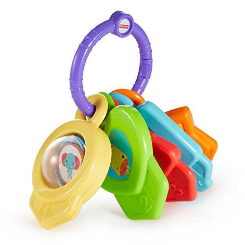 Amazon Plus Produkt: Mattel Fisher-Price CMY40 - Formen und Farben Schlüssel