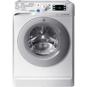 Waschmaschine A+++ 8kg, 1600 U/min, Inverter Motor, Aquastop, Indesit XWE 81683X WSSS DE, [MediaMarkt via Ebay] incl. Lieferung Deutschlandweit