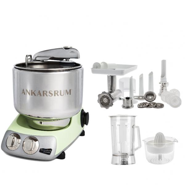Ankarsrum Assistent 6290 (17-teilig) Küchemaschine (aus Schweden - Frapp.se)