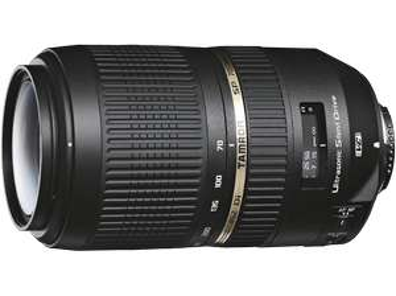 [SATURN bis 30.01.17 9:00 Uhr] TAMRON-Objektiv SP 70-300mm F/4-5.6 Di VC USD für Canon, Nikon oder Sony + gratis UV-Filter