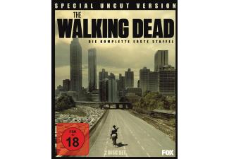 The Walking Dead Staffel 1-3 Limitiert (Blu-ray) für je 12€ (Mediamarkt WSV)