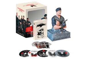 The Expendables Trilogy (Limited Collector's Edition) [Blu-ray] für 59€ (Mediamarkt WSV)