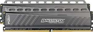 [Amazon-RAMstag] Crucial Ballistix Tactical DDR4 16GB Kit | 2x8GB | 2666 MHz | CL16 | PVG 124,99 EUR