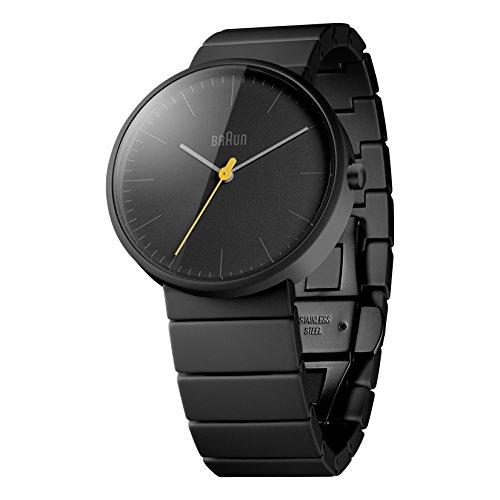 Braun Unisex-Armbanduhr BN0171BKBKG